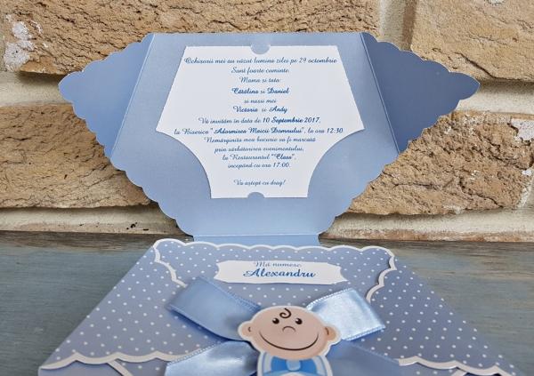 Invitatie Botez cod 8026 1