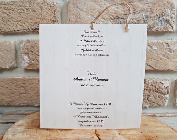Invitatie cod 2775