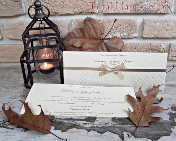 Invitatie nunta cod 5438 0