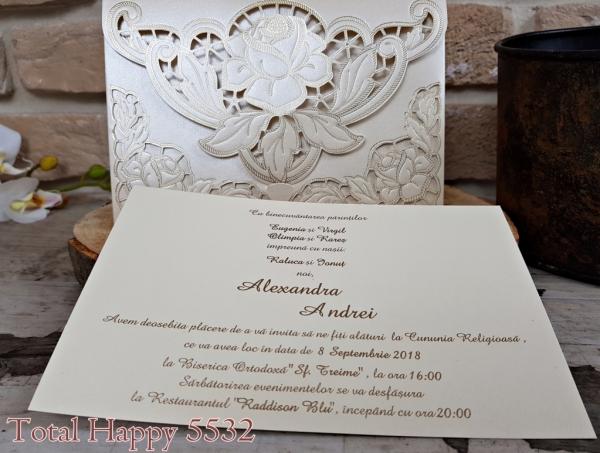 Invitatie nunta cod 5532 1