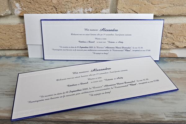 Invitatie Botez cod 6186 0