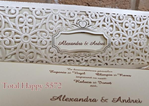 Invitatie nunta cod 5572 1