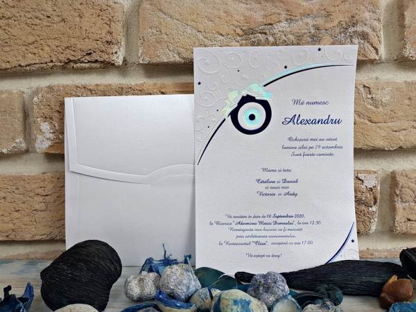 Invitatie Botez cod 6198 0