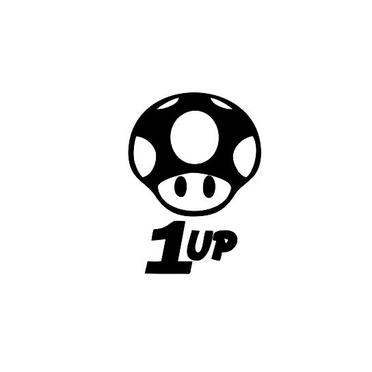 Sticker Auto - Mario