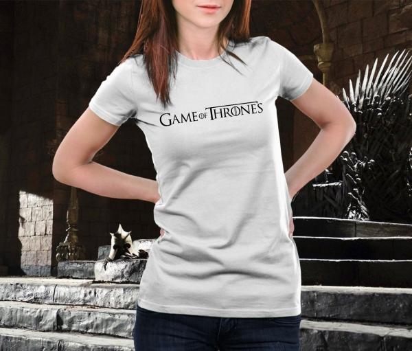 Tricou Game of Thrones - Logo 2